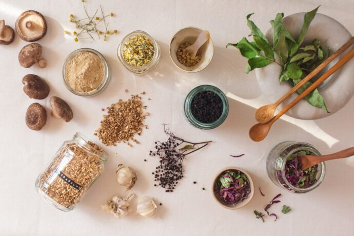 9 Best Herbs & Other Ingredients That Can be Boosting Your Immunity